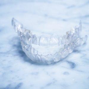 Transparent,Dental,Aligner.,Top,And,Bottom
